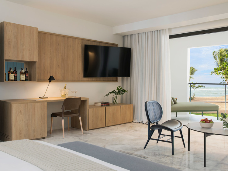 Junior Suite de Lujo con Vista al Mar en Finest Punta Cana