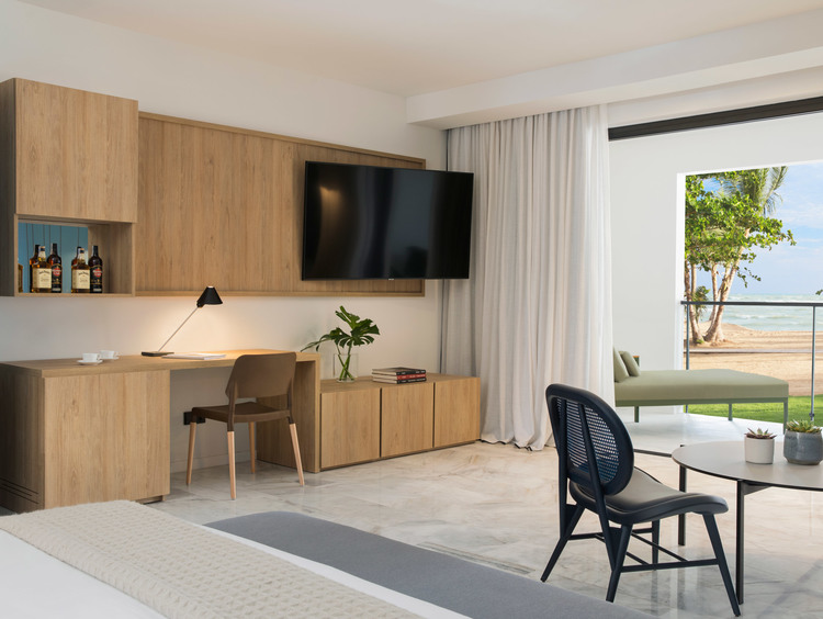 Luxury Ocean View Junior Suite at Finest Punta Cana