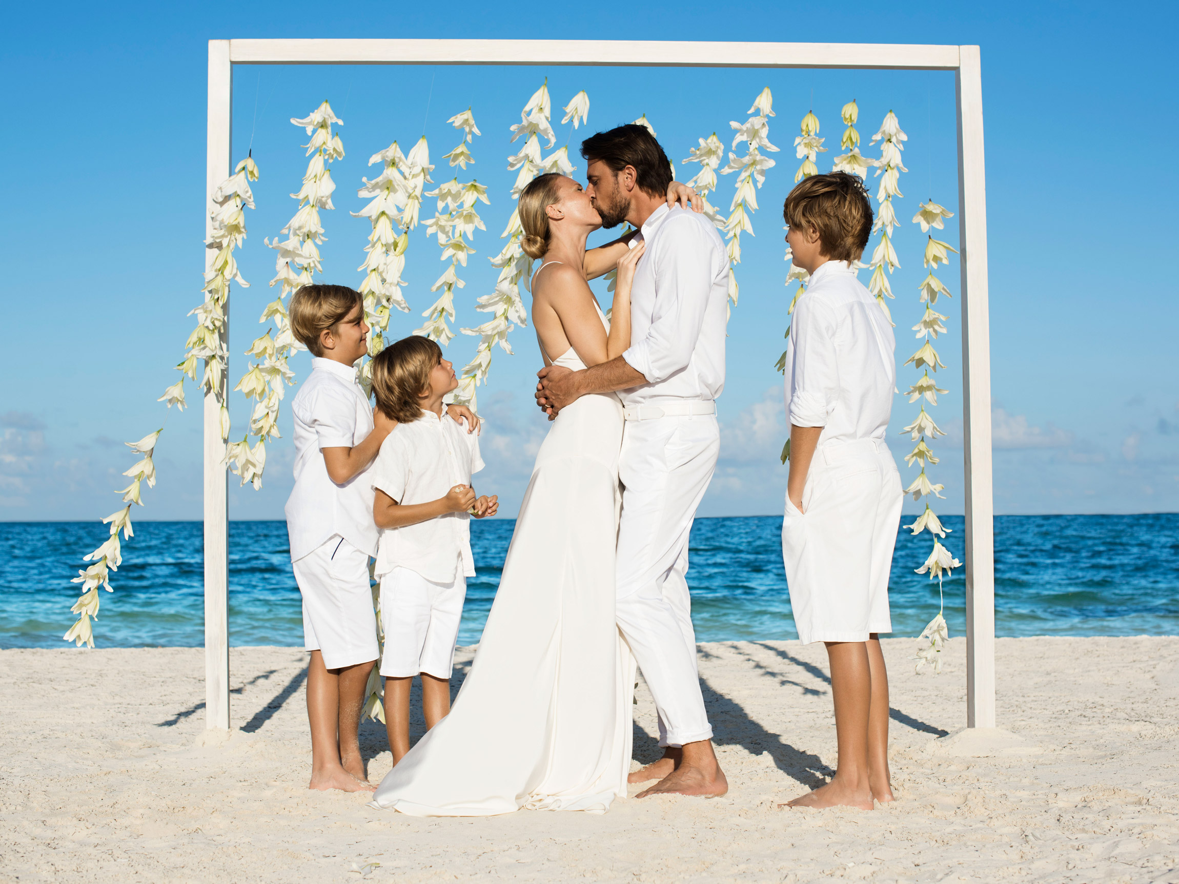 Luxury Destination Wedding in Punta Cana