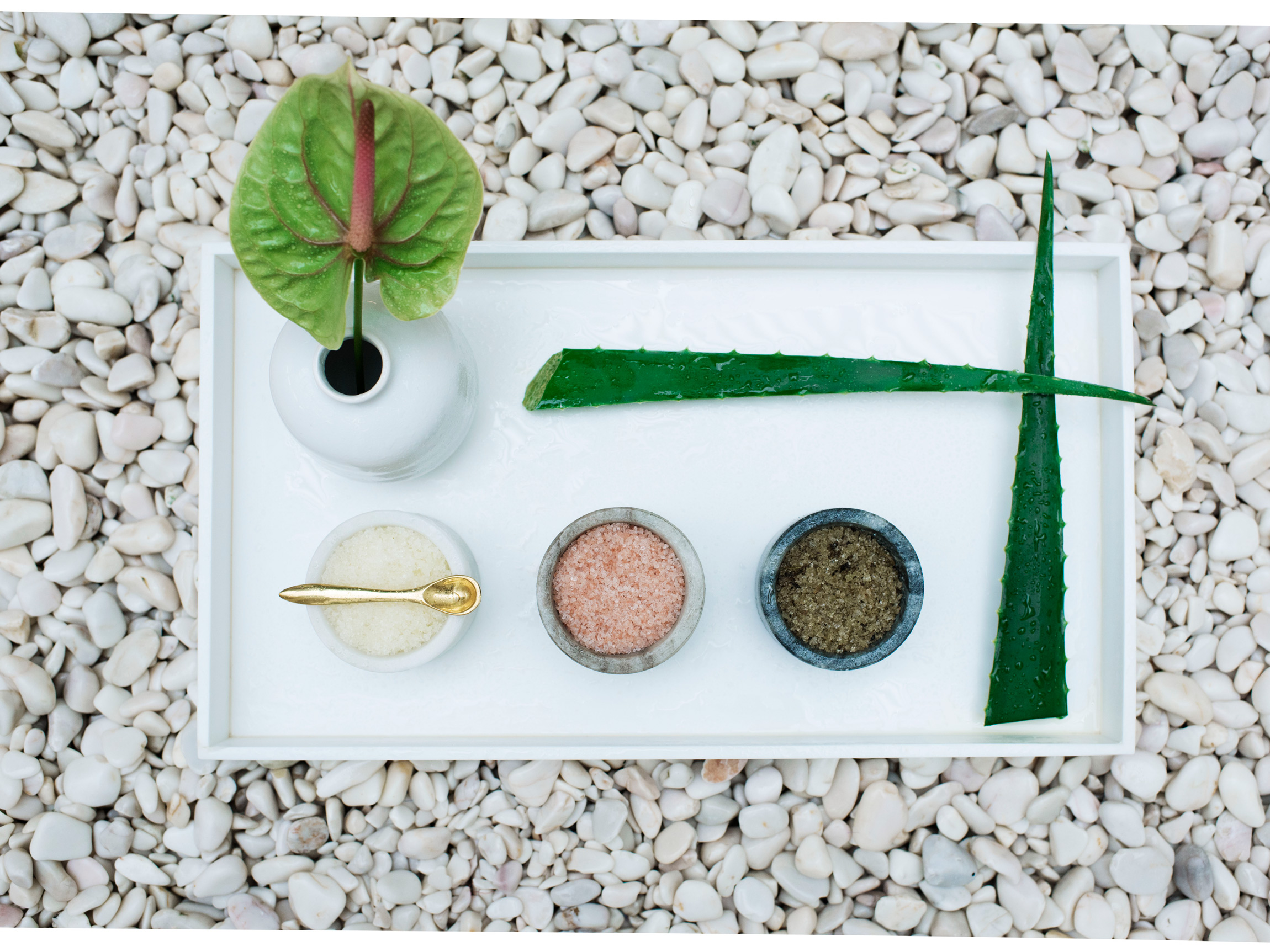 Luxury Resort Spa Ingredients