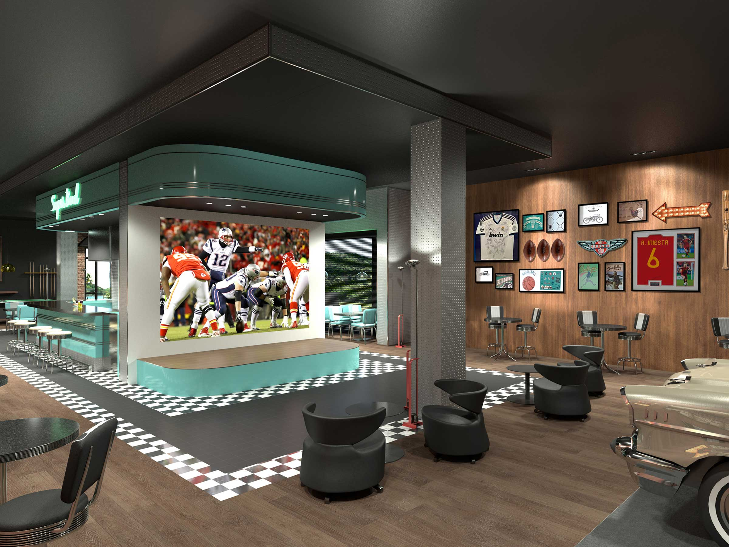 Punta Cana Resort with a Sports Bar