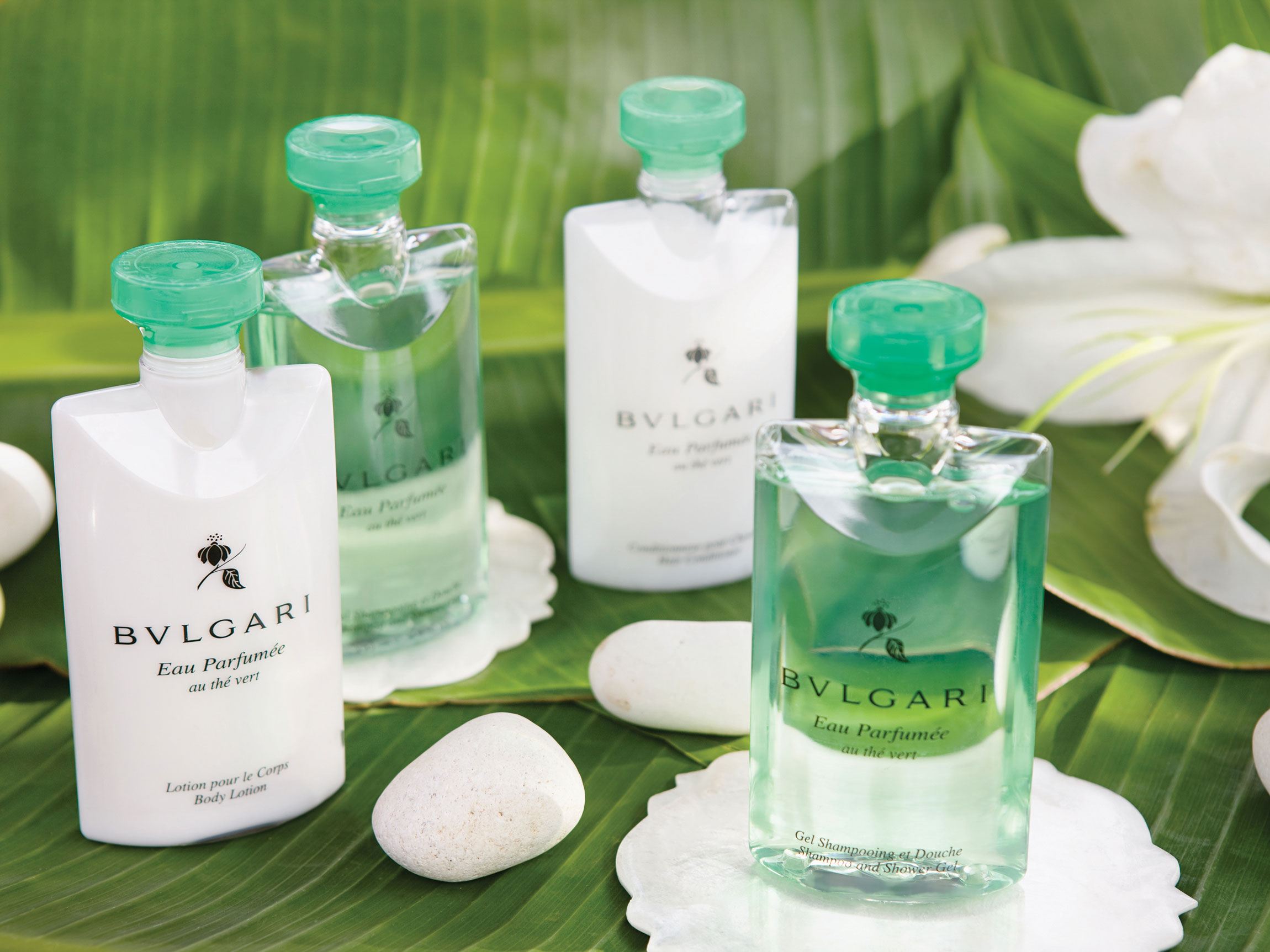 Bvlgari Soap Hotel Amenities
